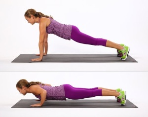 Wide Push-up